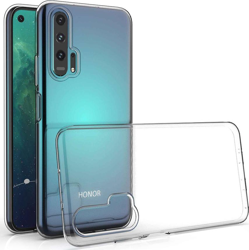 Силиконовый чехол для Huawei Honor 20 Pro