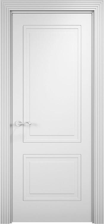 Дверь межкомнатная Париж 1 Высокотехнологичная отделка...