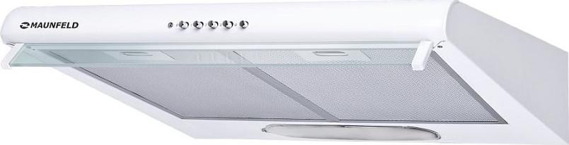 Кухонная вытяжка MAUNFELD MP 360-2 белый 3 скорости всасывания воздуха не позволят жиру и копоти оседать...