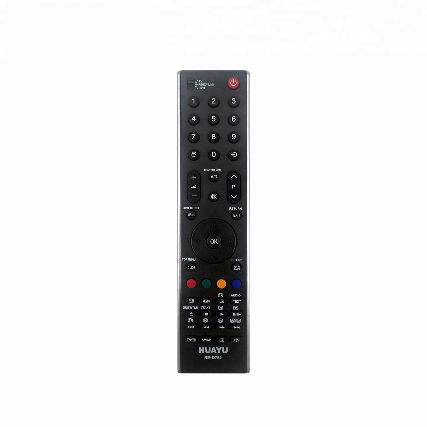 Пульт Универсальный HUAYU RM-D759 для телевизоров TOSHIBA