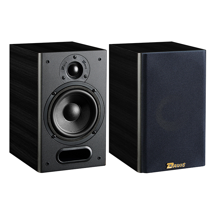 Полочная акустика Davis Acoustics Maya Rear black ash