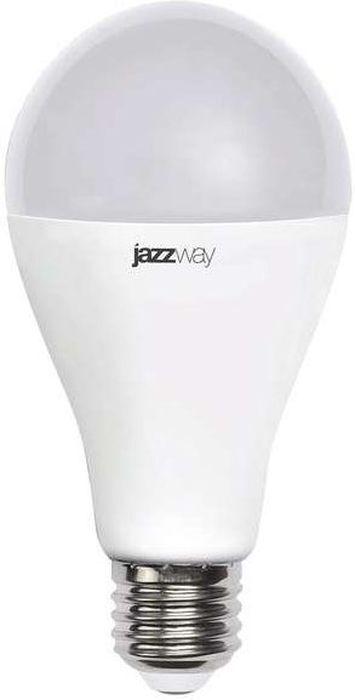 Лампочка Jazzway PLED-SP-A65, Холодный свет 20 Вт, Светодиодная