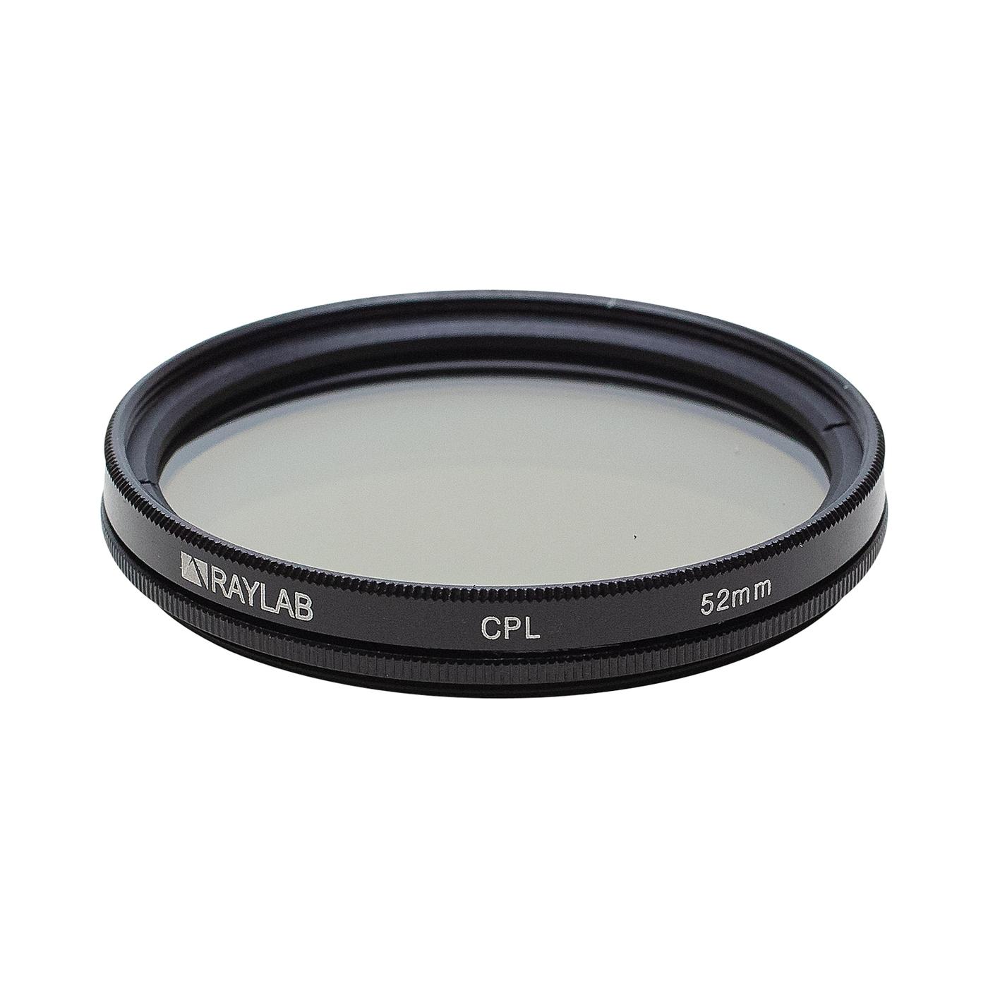 Фильтр поляризационный RayLab CPL 52mm