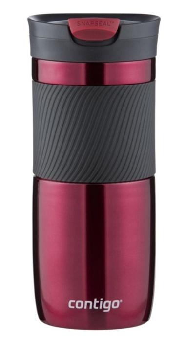 Термокружка Contigo Byron (0,47 литра), розовая (contigo2095664)