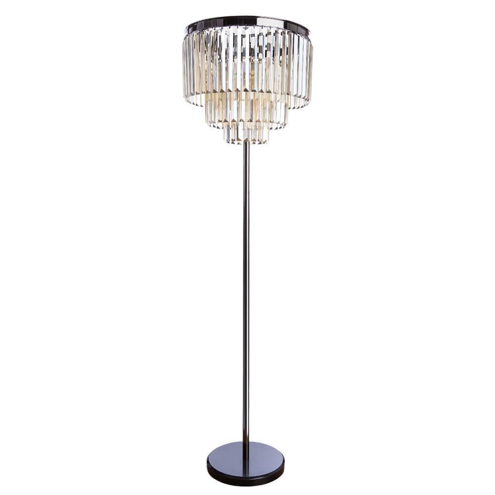 Напольный светильник Divinare 3002/06 PN-6, E14, 40 Вт