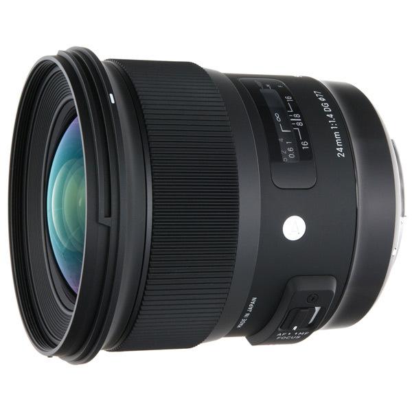 Sigma Объектив 24mm F1.4 DG HSM Art NIKON