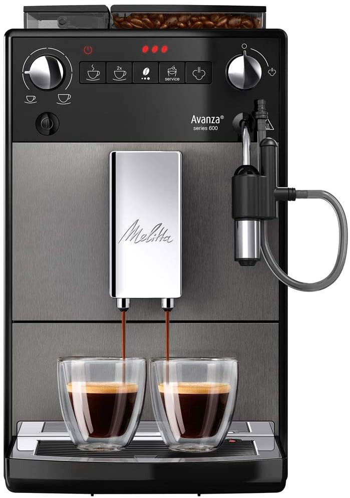 Автоматическая кофемашина Мelitta Caffeo  F 27/0-100 Avanza Inmould