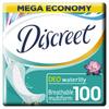 Женские ежедневные прокладки DISCREET Deo Water Lily Multiform, 100 шт. - изображение