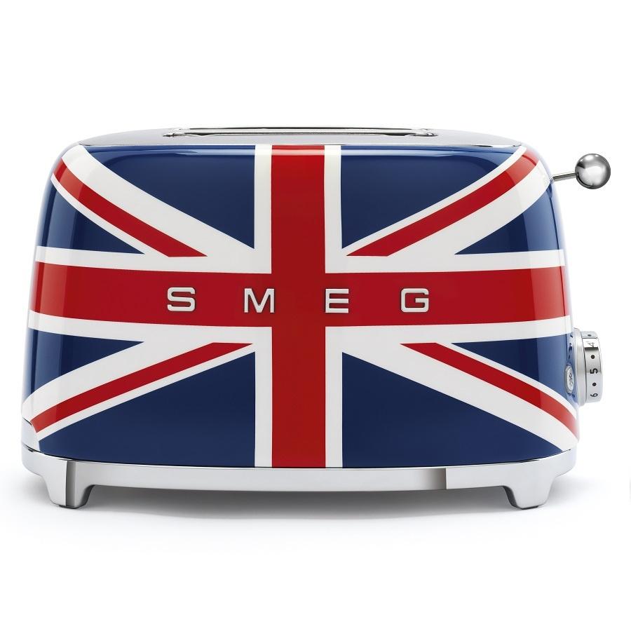 Тостер на 2 ломтика с британским флагом #1