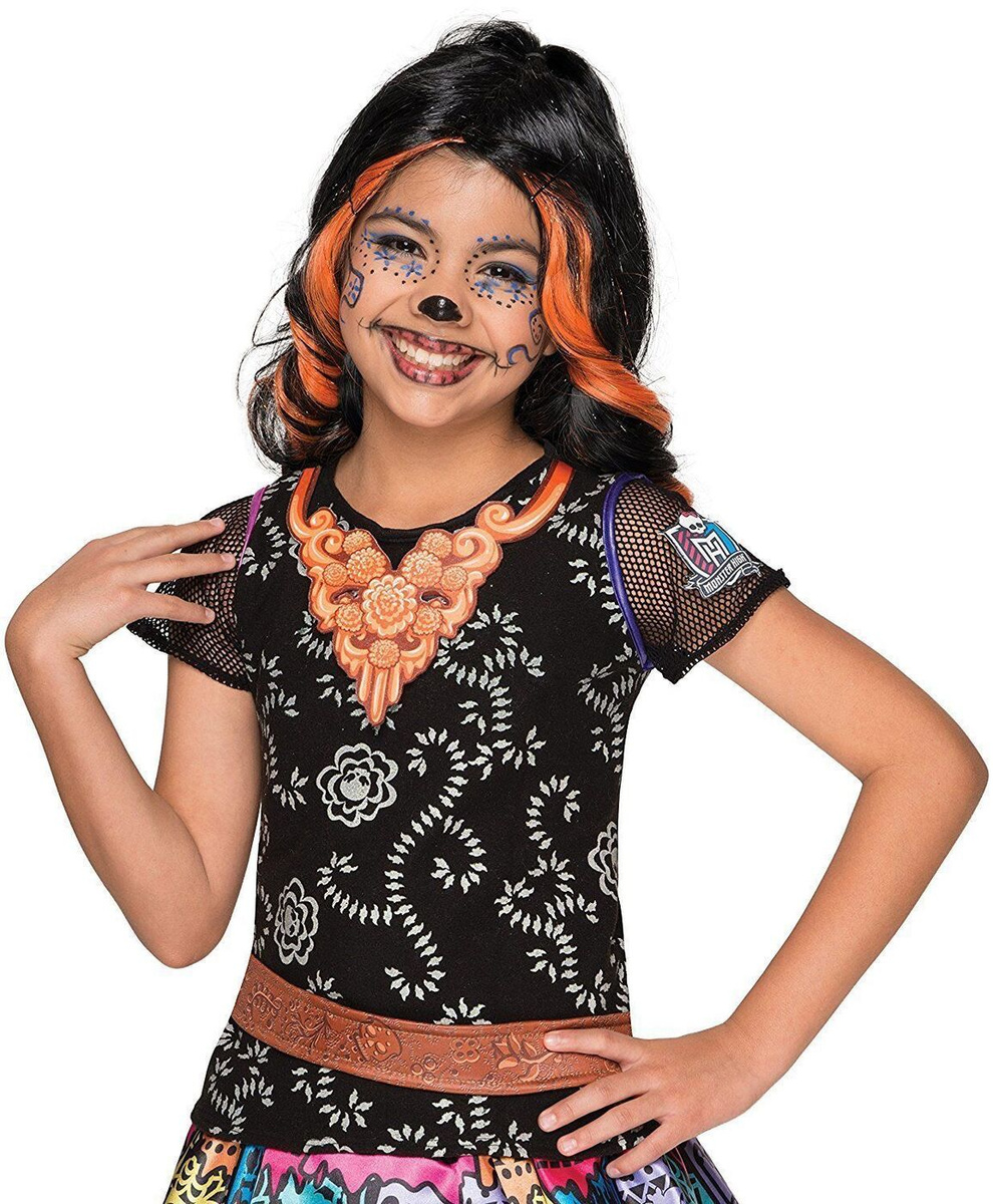 Карнавальный топ детский Скелиты Монстер Хай размер М #1