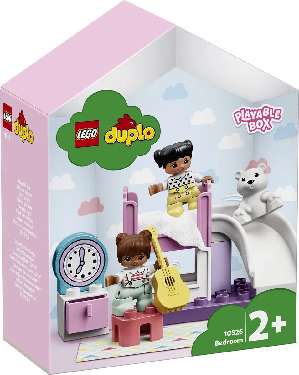Конструктор LEGO DUPLO Town 10926 Спальня #1