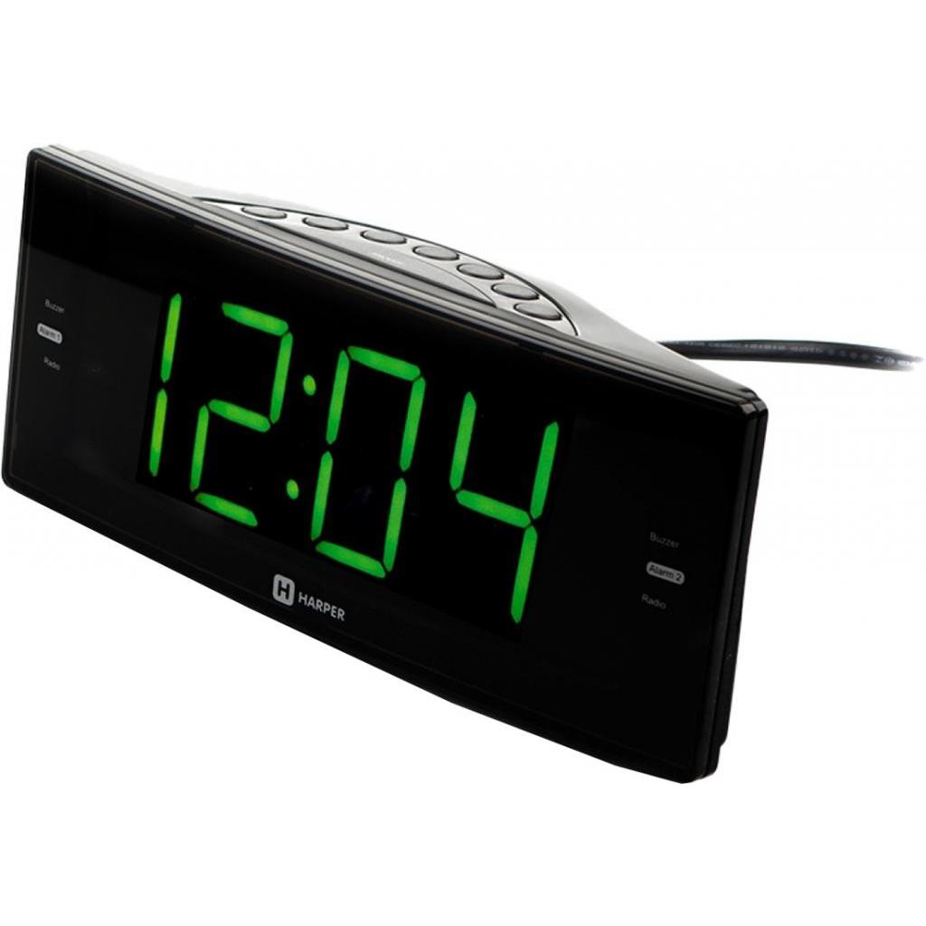 Радио-часы HARPER HCLK-2044 #1