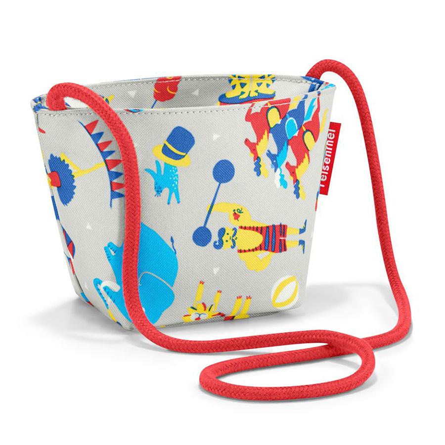 Сумка детская Reisenthel Minibag circus red #1