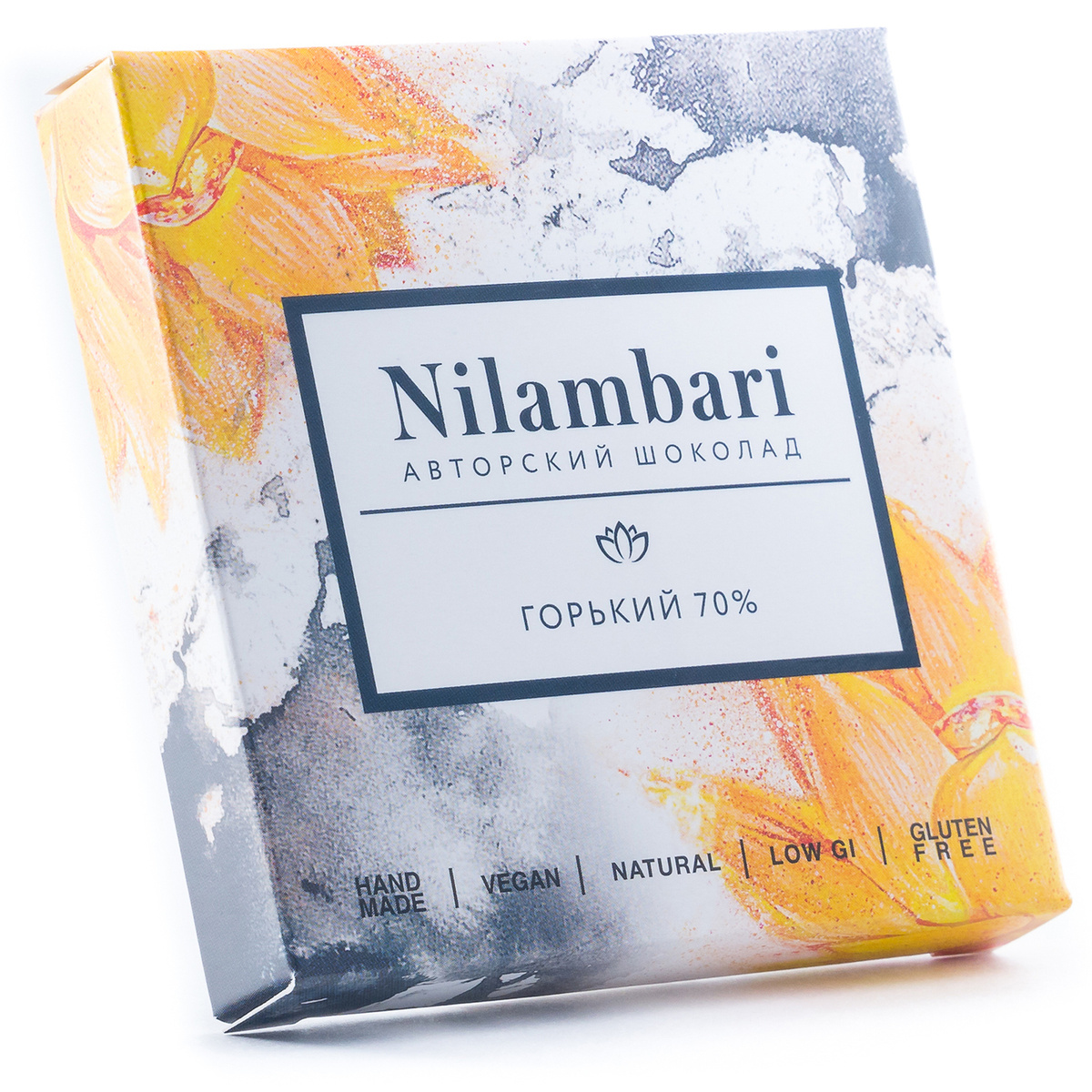 Шоколад Nilambari горький 70% / GreenMania #1