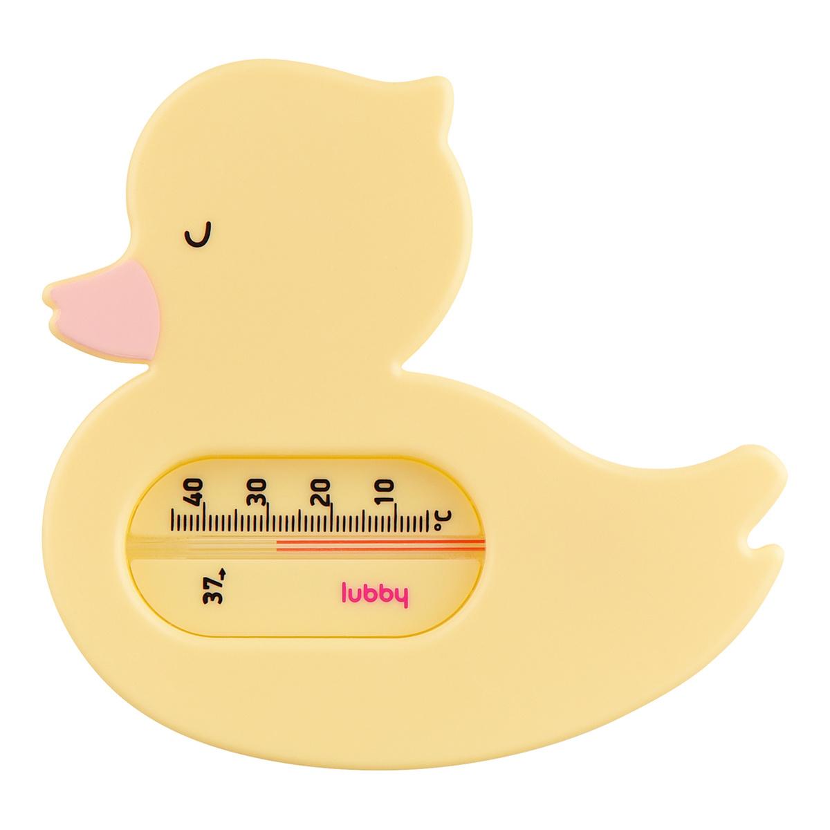 Lubby Термометр в ванную, от 0 месяцев, ABS-пластик #1