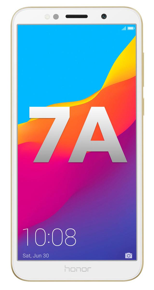 Смартфон Honor 7A 2/16GB, золотой #1