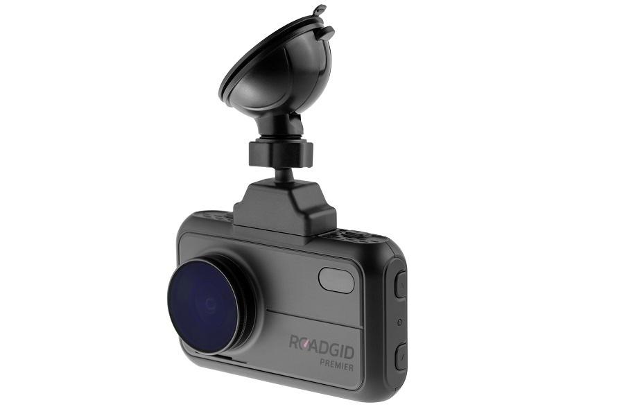 Видеорегистратор с радар-детектором Roadgid Premier #1