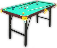 """Бильярдный стол """"Hoffman"""" для пула 4 фута с комплектом аксессуаров"""