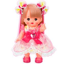 """Игровой набор с куклой Kawaii Mell Милая Мелл """"для макияжа"""", 26 см, Меняет цвет волос!. Милая Мелл"""
