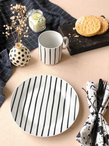Набор столовой посуды Сотвори Чудо белый из 2 предм., количество персон: 1 — купить в интернет-магазине OZON с быстрой доставкой