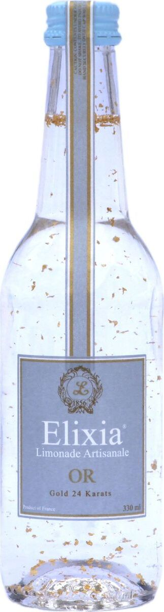 Лимонад Elixia Оригинальный, 330 мл