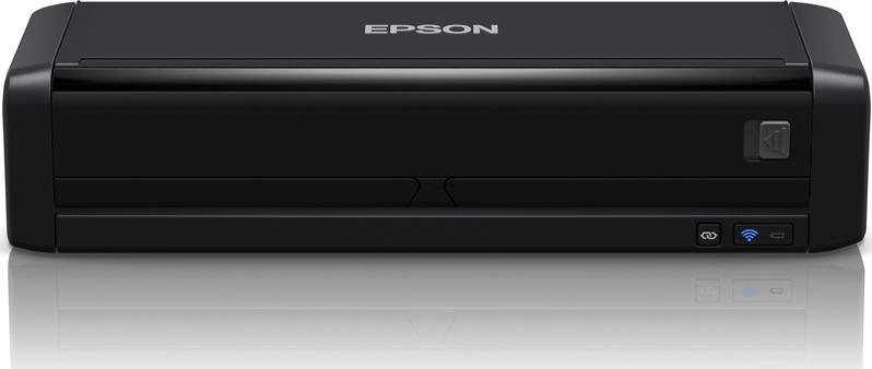 Сканер Epson Work Force DS-360W, B11B242401, черный