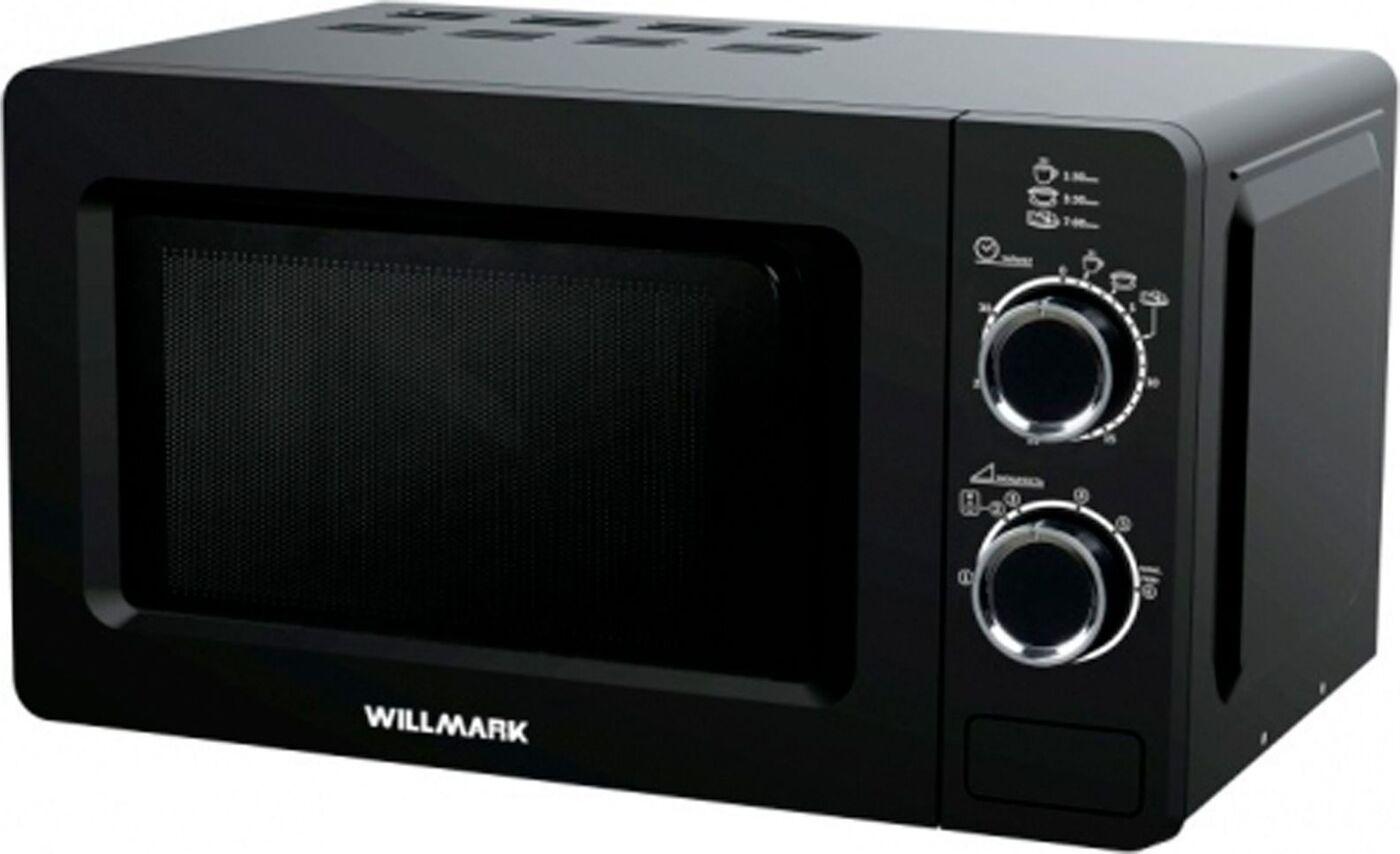 Микроволновая печь Willmark WMO-288MBB, черный