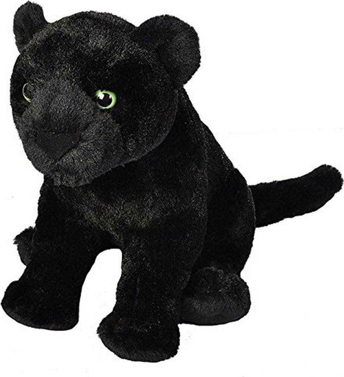 Мягкая игрушка Wild Republic Черная пантера, 35 см
