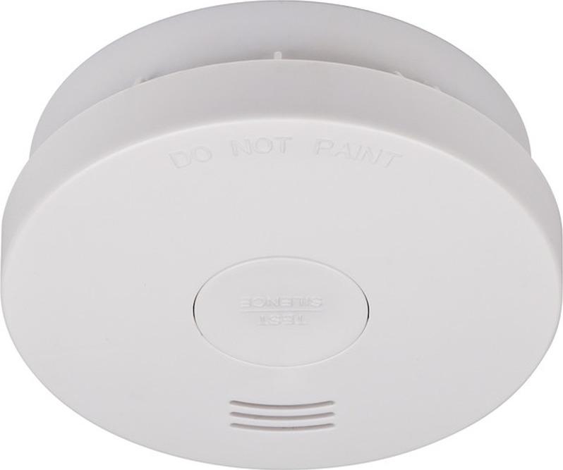 1290050 Brennenstuhl датчик дыма со звуковой сигнализацией RM L 3100, 85 дБ