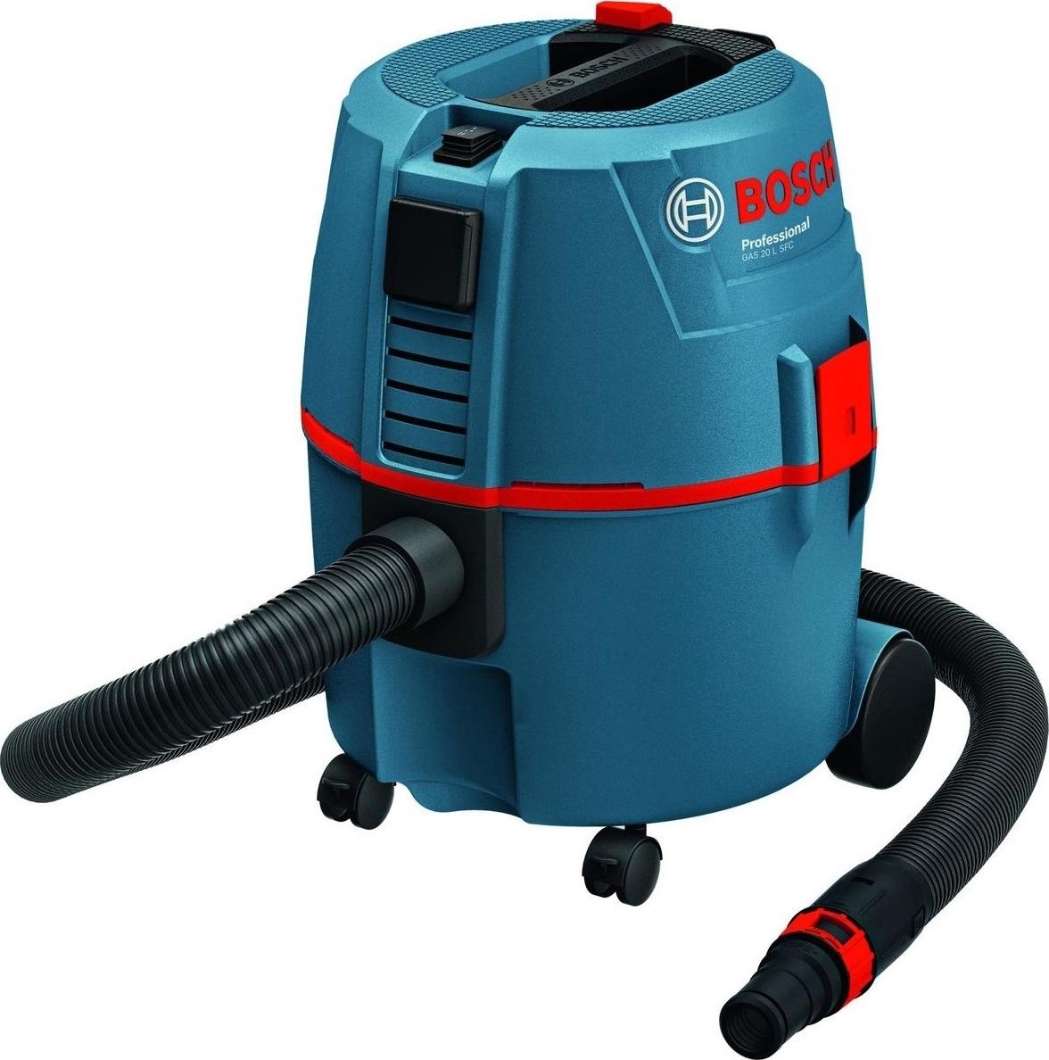 Пылесос для сухой и влажной уборки Bosch GAS 20 L SFC