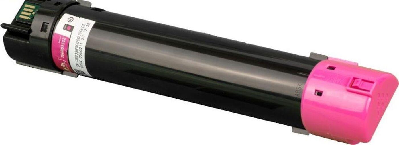 Картридж SAKURA 106R01512 для Xerox Phaser 6700, пурпурный, 5 000 к.