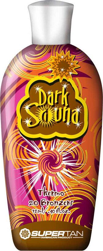 Supertan Dark Sauna Bronzer-Активатор загара эффект сауны, 200 мл.  Благодаря 20 веществам, придающим коже бронзовый оттенок, средство...