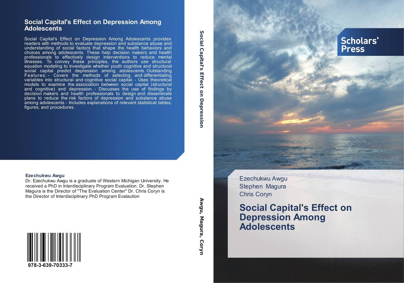 Ezechukwu Awgu,Stephen Magura and Chris Coryn Social Capital's Effect on Depression Among Adolescents все цены