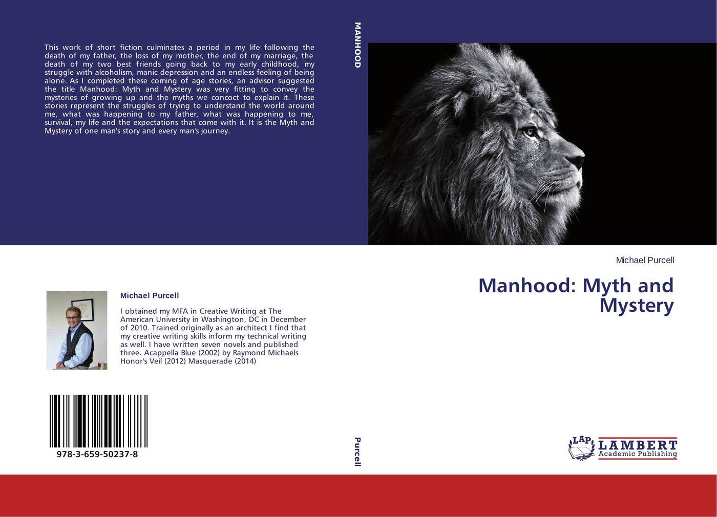 Michael Purcell Manhood: Myth and Mystery