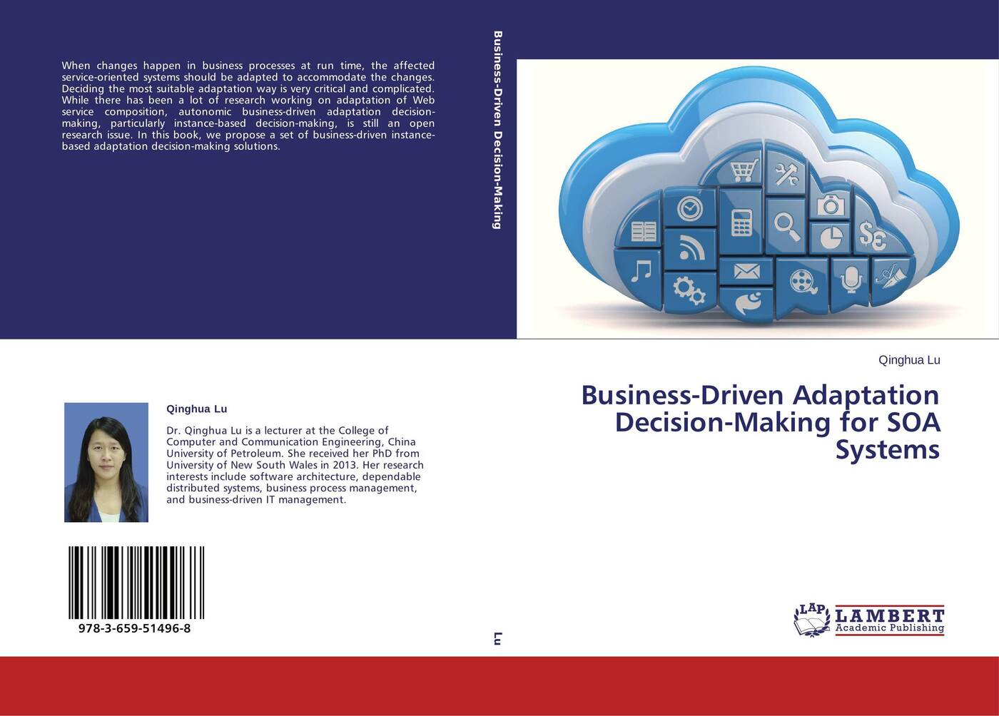 Qinghua Lu Business-Driven Adaptation Decision-Making for SOA Systems the adaptation diet