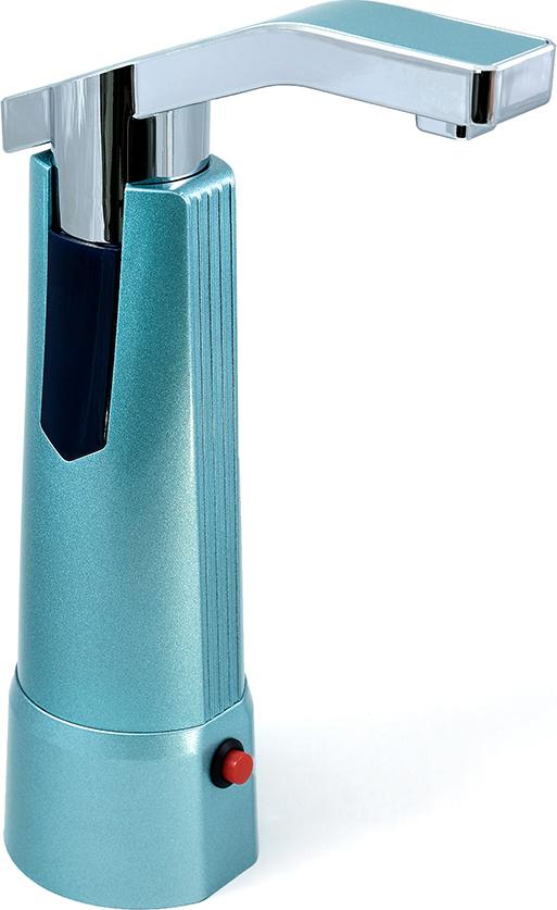 Электрическая помпа для воды под бутылки 19л JAV-S30 blue