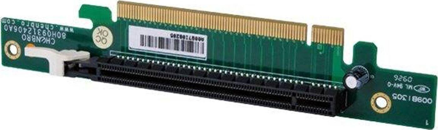 Адаптер Lenovo System x3550 M5 PCIe Riser 1 1xLP x16CPU0 (00KA061)