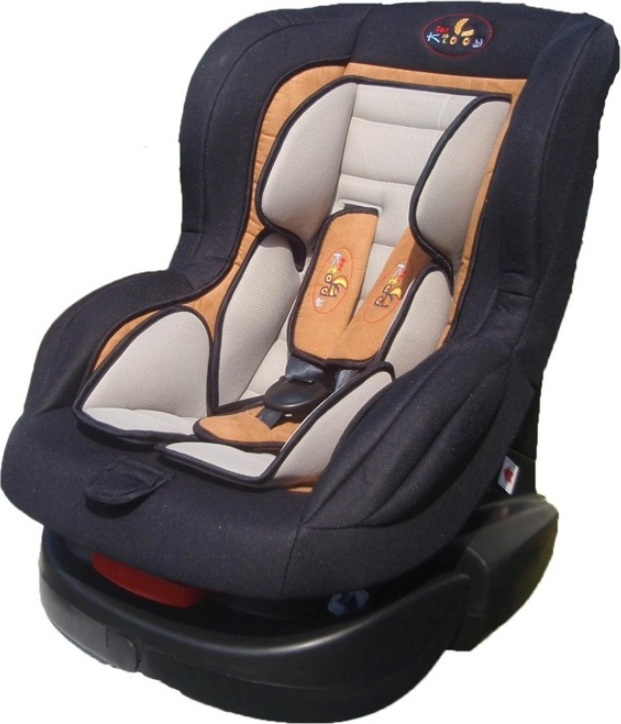 Автокресло ForKiddy Maxi Drive Orange Beige