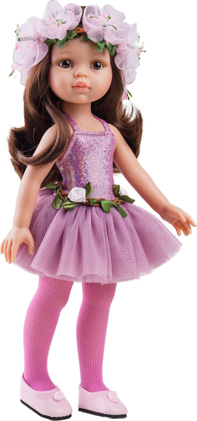 Кукла Кэрол балерина, 32 см