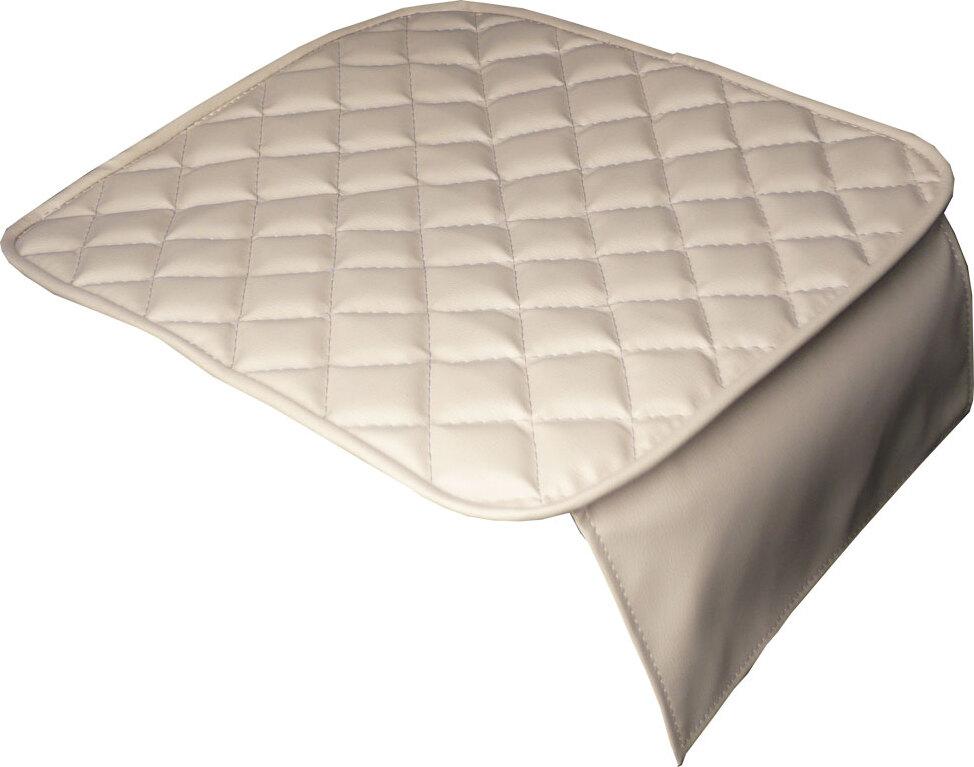 Lux Cover защитный коврик для автомобильного сиденья 1/2 (Бежевый)