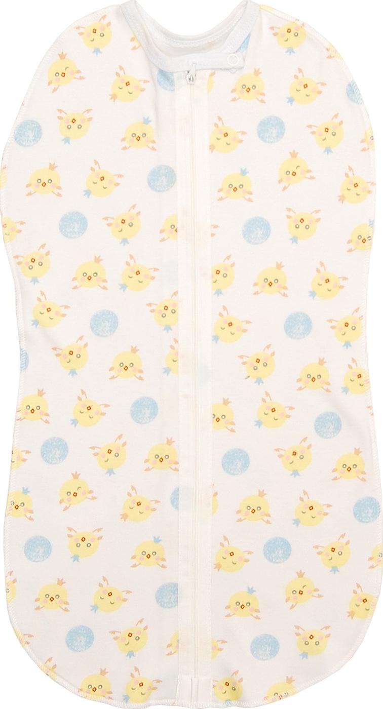 Пеленка-конверт Чудесные одёжки 5445 20 гол цып