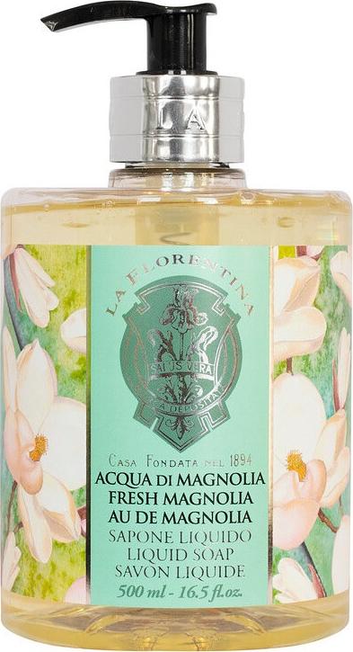 La Florentina Жидкое мыло Fresh Magnolia / Свежая магнолия 500 ml