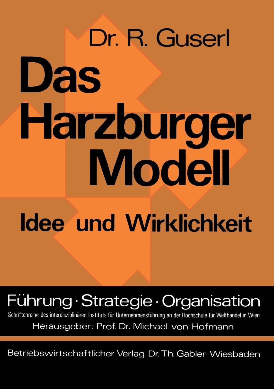 Das Harzburger Modell. Idee und  ...