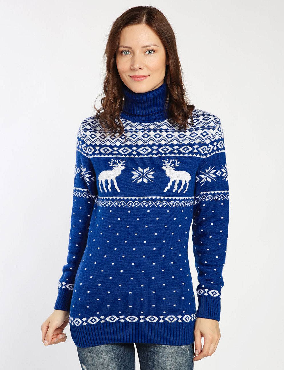 скандинавский свитер купить