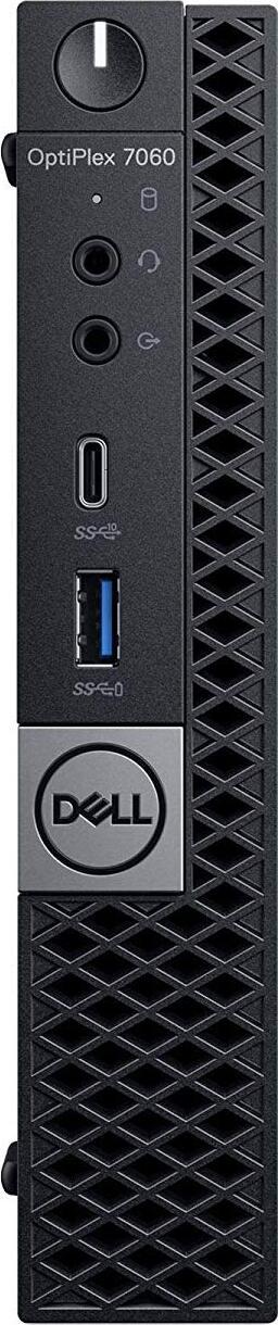 Настольный компьютер Dell Optiplex 7060 Micro Dell