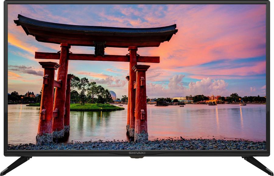 "Телевизор Shivaki STV-32LED23S 32"", черный"