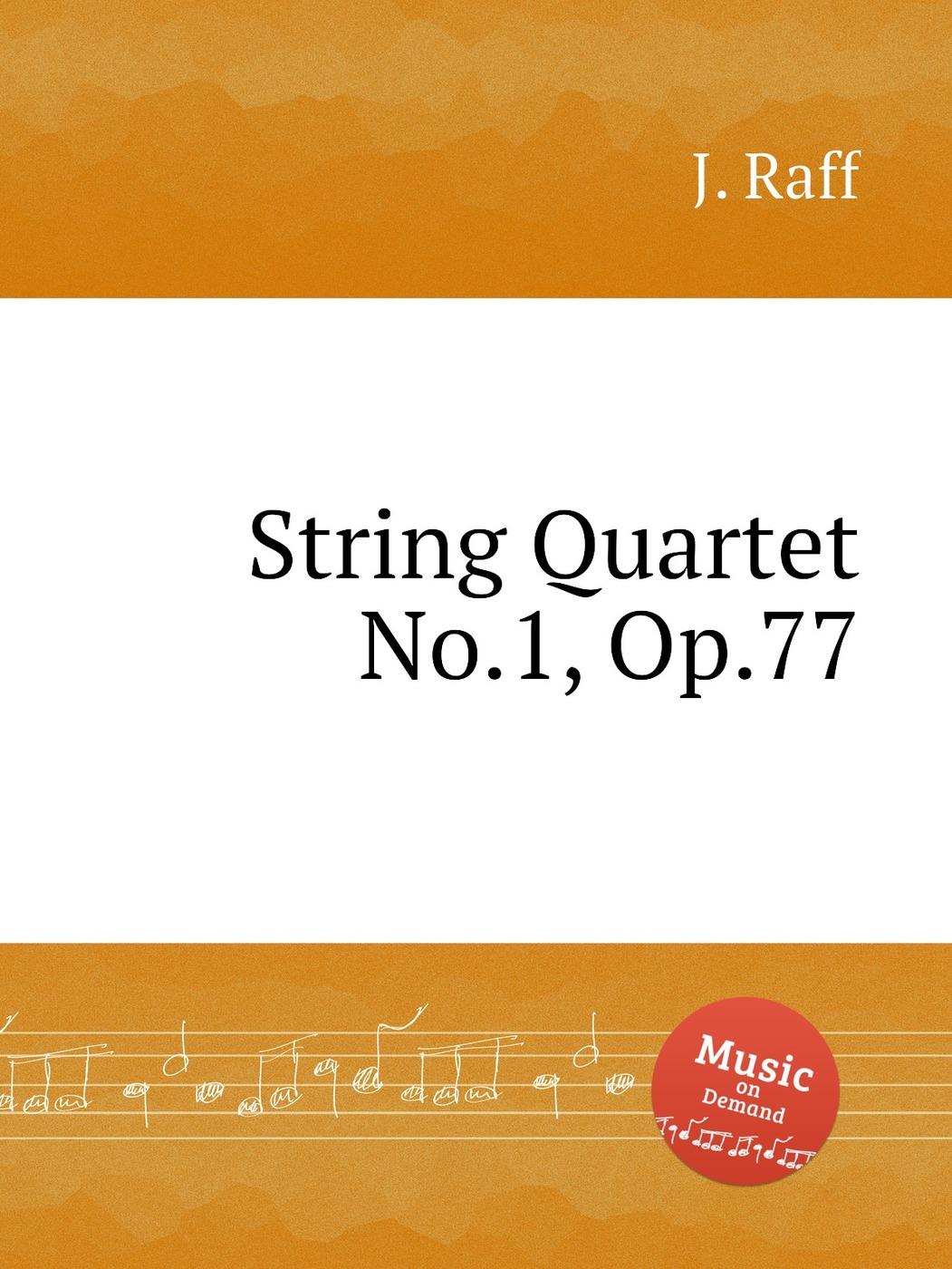 String Quartet No.1, Op.77