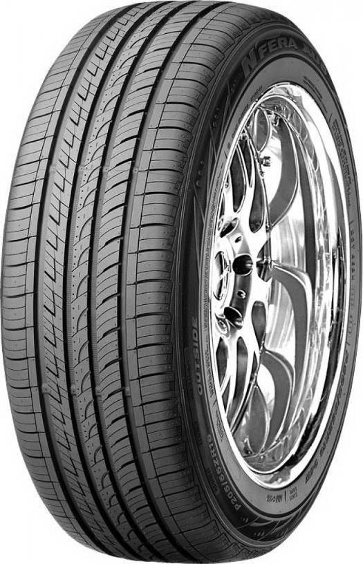 """Шины автомобильные Roadstone 225/40 R18"""" V (до 240 км/ч) 116 (1250 кг) Лето Нешипованные"""