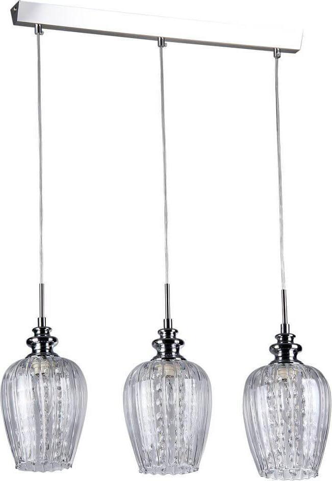Подвесной светильник Maytoni MOD044-PL-03-N, E14, 40 Вт
