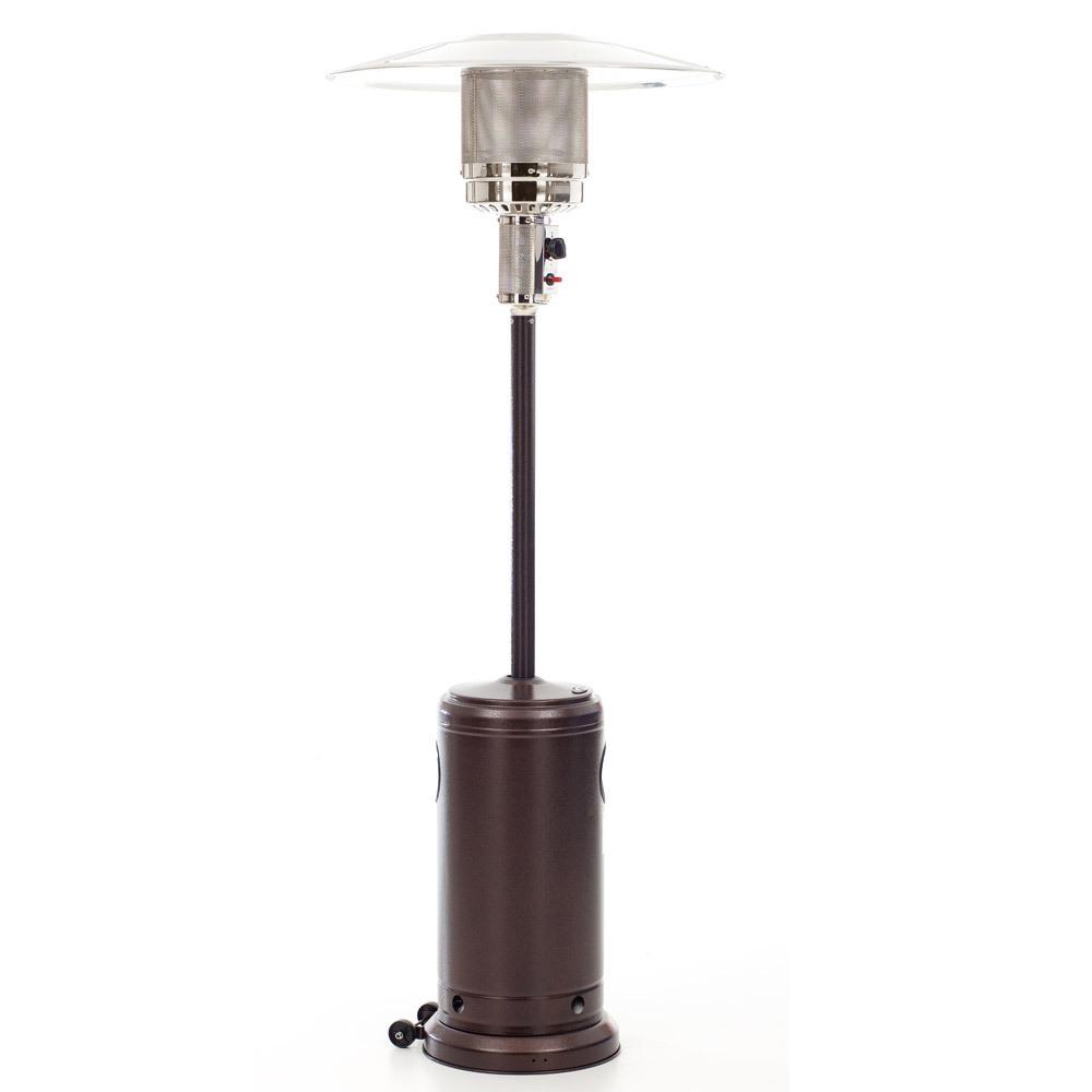 Уличные газовые  обогревателm JAX JOGH-13000 M (коричневый)